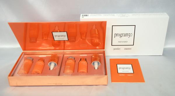 メナード化粧品 プログラム30