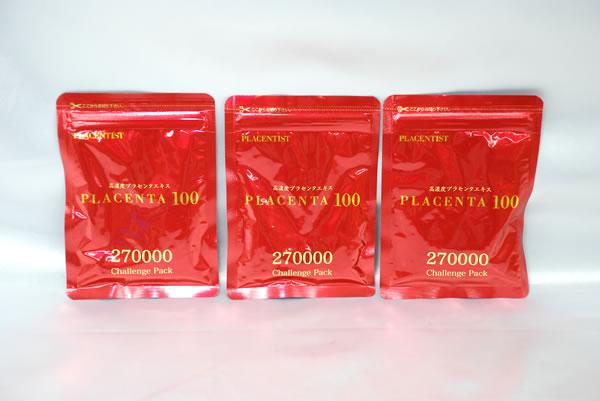 ステファニー化粧品 プラセンタ 100 270000チャレンジパック