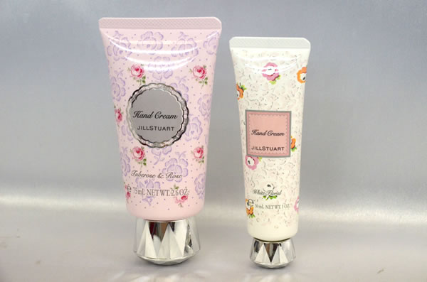 ジルスチュアート リラックス ハンドクリームR チュベローズ&ローズの香り ジルスチュアート リラックス ハンドクリーム ホワイトフローラルの香り