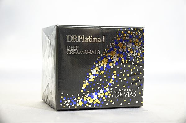 DRデヴィアス プラチナ ディープ クリームAHA18 Ⅱ