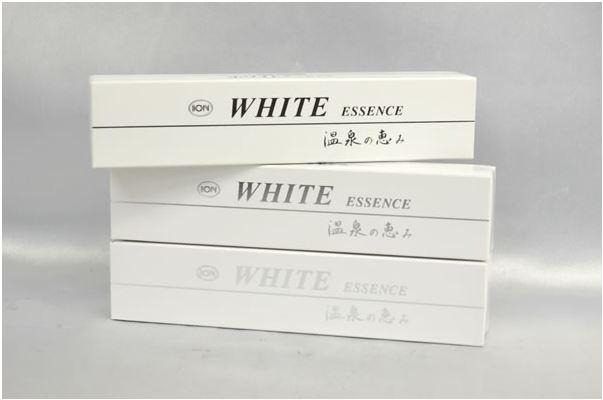 イオン化粧品 温泉の恵み ブランドイオン ホワイトエッセンス