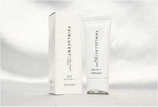 メナード化粧品 フェアルーセント 薬用デイクリーム ホワイトB