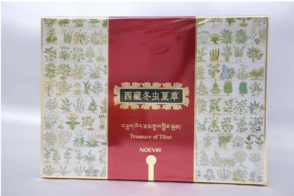 ノエビア チベット 冬虫夏草