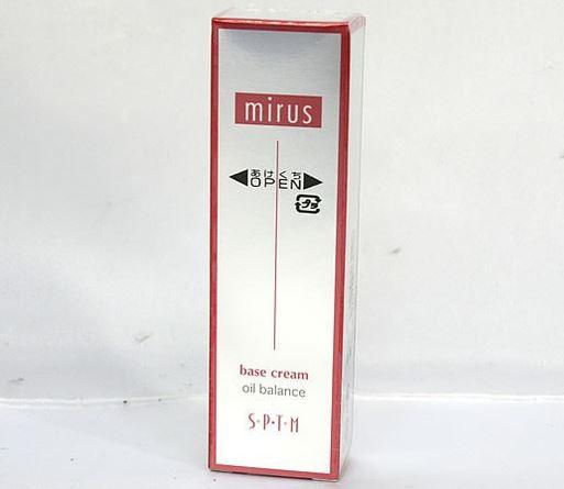 セプテム ミラス ベースクリーム オイルバランス 30g