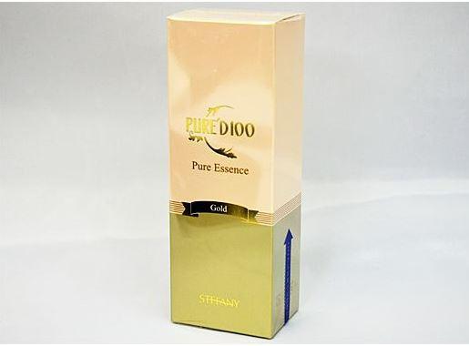 ステファニー ピュアード100 ピュアエッセンス SII ゴールド 限定ボトル 90ml