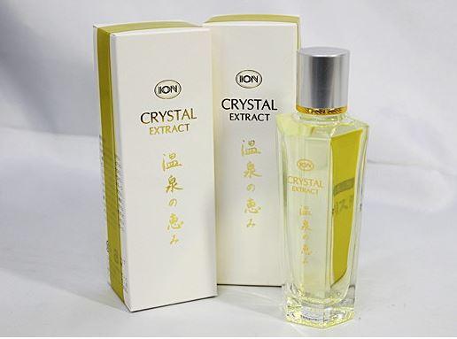 イオン化粧品 温泉の恵み クリスタルエキス 45ml