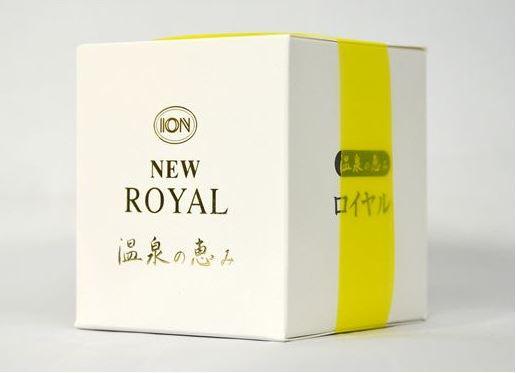 イオン化粧品 温泉の恵み ニューロイヤル 58g