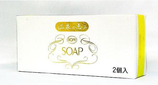 イオン化粧品 温泉の恵み イオンソープ 73g×2個入