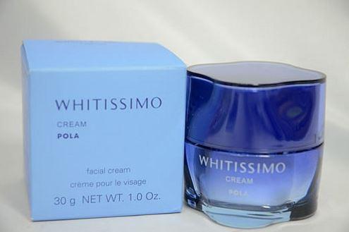 POLA ホワイティシモ 薬用クリーム ホワイト 30g