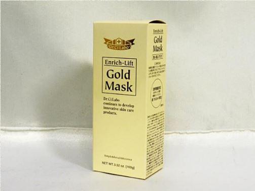 ドクターシーラボ エンリッチリフト ゴールドマスク 100g