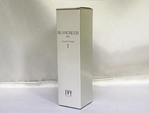 アイビー化粧品 ブランクレエ dx クリア フォーム 120g
