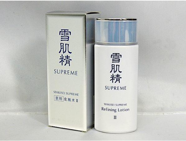 コーセー 雪肌精 シュープレム 化粧水 II 140ml