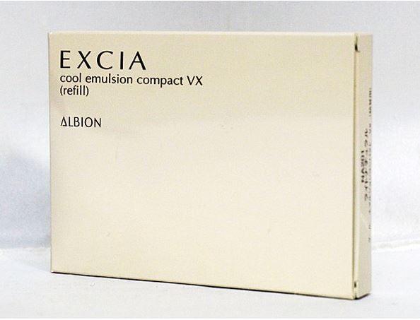 アルビオン エクシア AL クール エマルジョンコンパクト VX NA201 レフィル 10g
