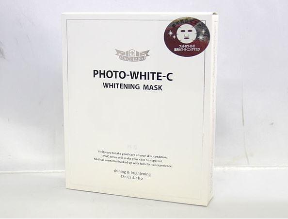 ドクターシーラボ フォトホワイトC 薬用ホワイトニングマスク 5枚入