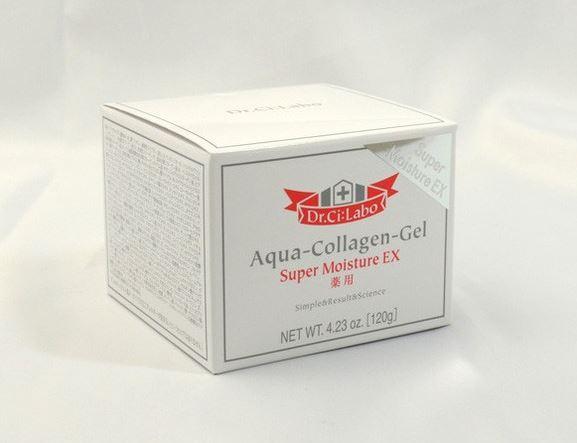 ドクターシーラボ 薬用アクアコラーゲンゲルスーパーモイスチャーEX 120g