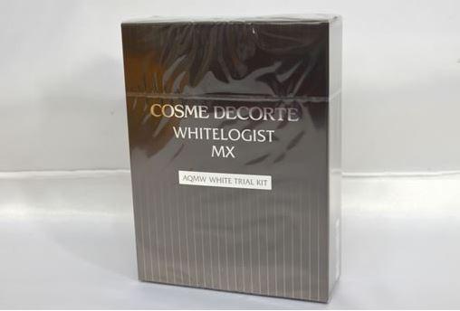 コーセー コスメデコルテ ホワイトロジスト MX AQMW ホワイト トライアルキット