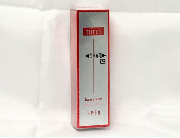 セプテム ミラス ベースクリーム モイストバランス 30g